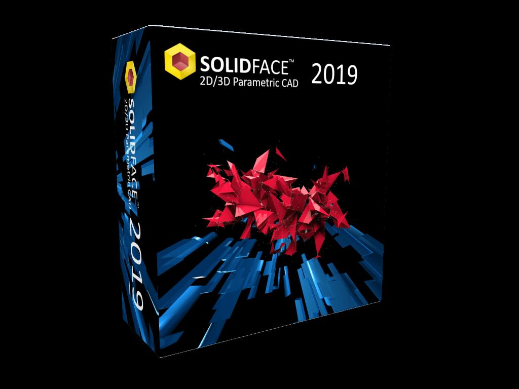 solidface 3d cad
