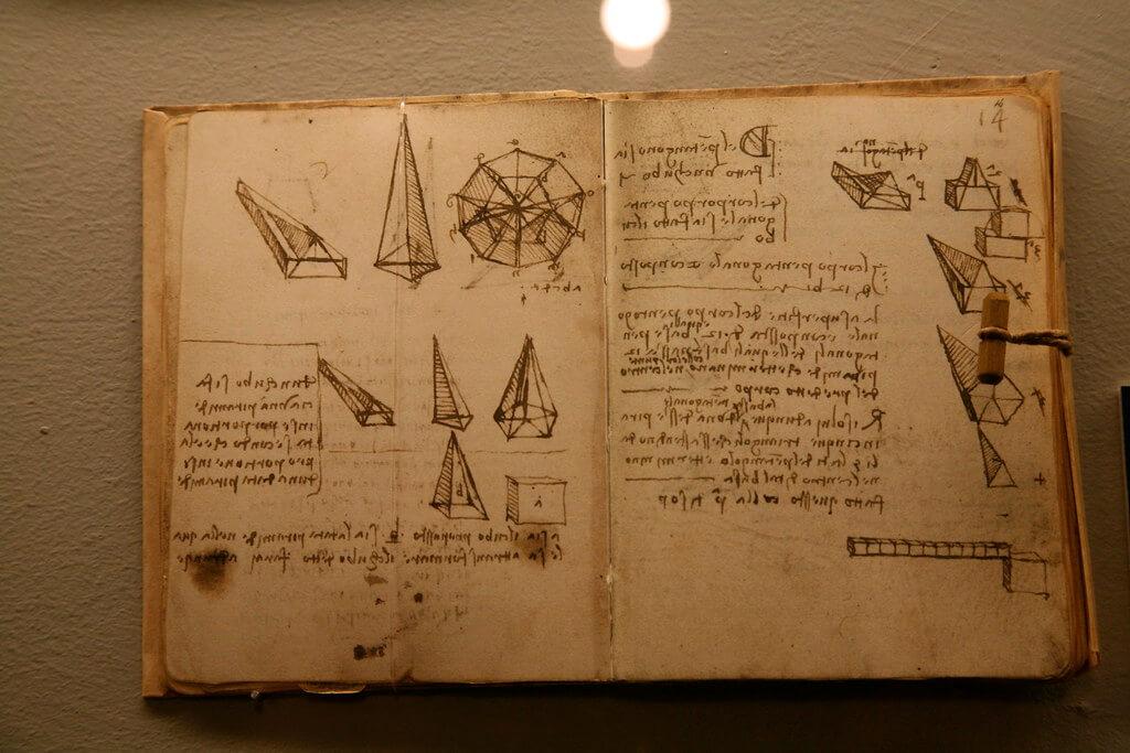 Technical Drawings - Da Vinci