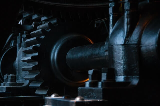 bevel gears are really important in machines whether big or small