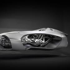 3D printed car - Genesis