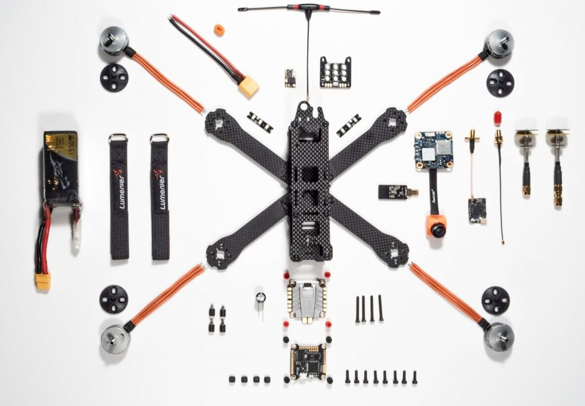 solidface exploded view