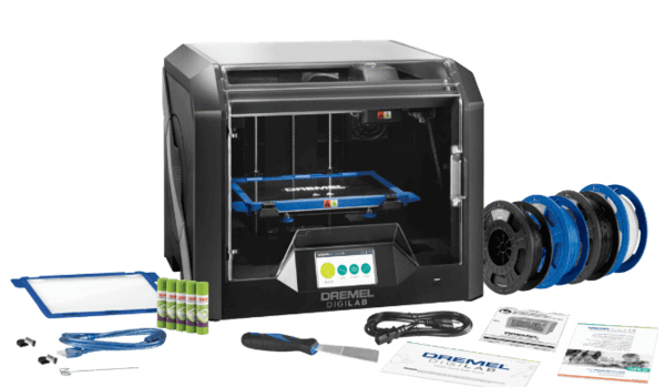 dremel 3d45 printer features