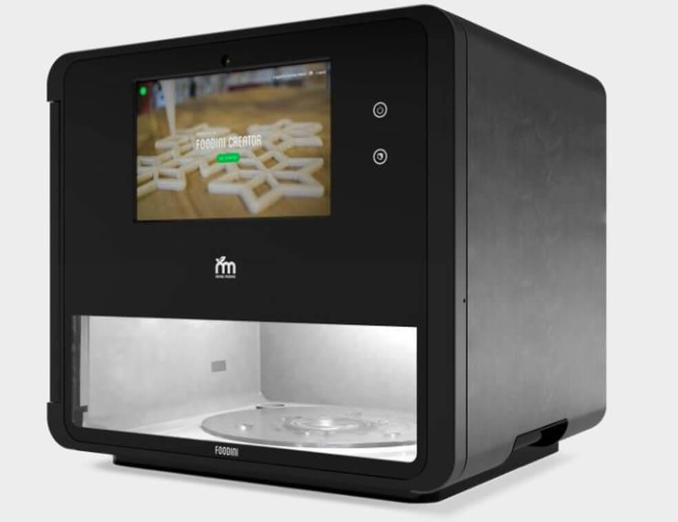 3d printers can also print 4d models