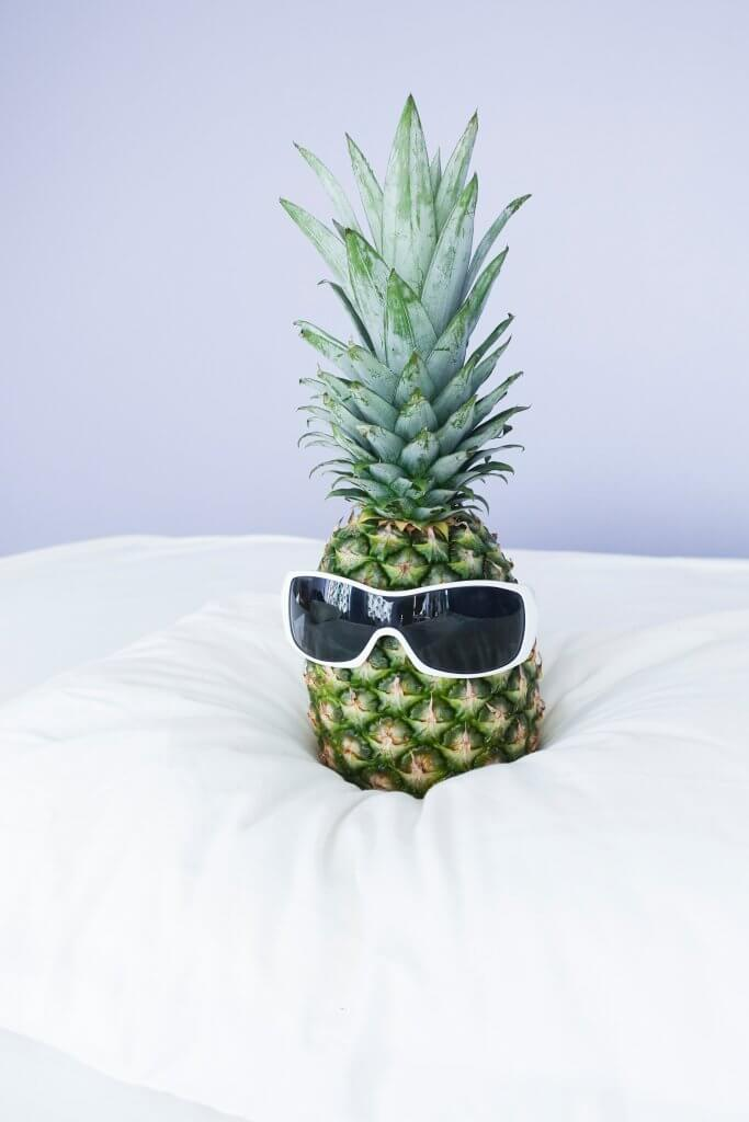 funny pineapples