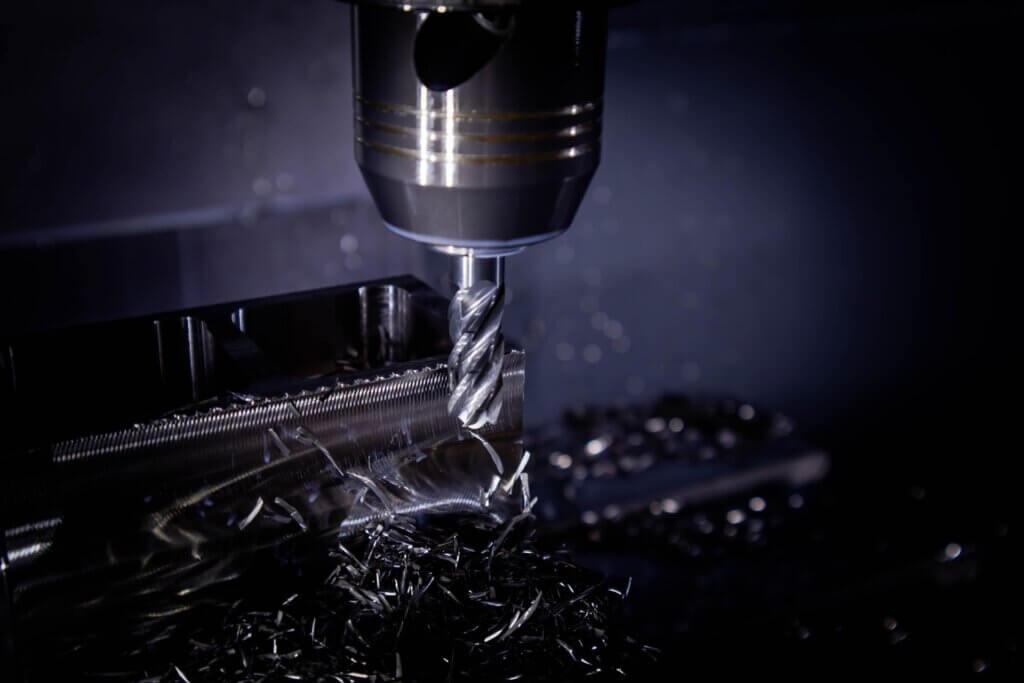 5-axis CNC machine
